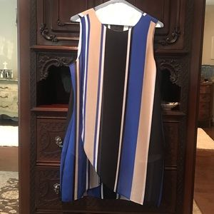 Chico's Stripe Tunic